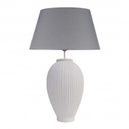 Lampe ANNA blanc - Grand modèle