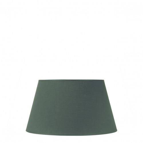 Abat-jour conique émeraude - Diam. 35 cm