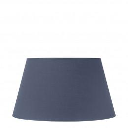 Abat-jour conique indigo - Diam. 45 cm