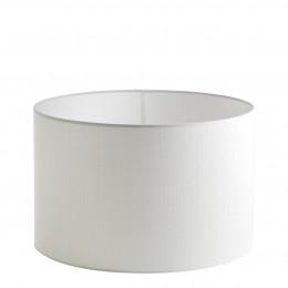 Abat-jour cylindrique écru - Diam. 45 cm