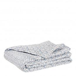 Dessus de lit ANANDA gris - 230 x 180 cm